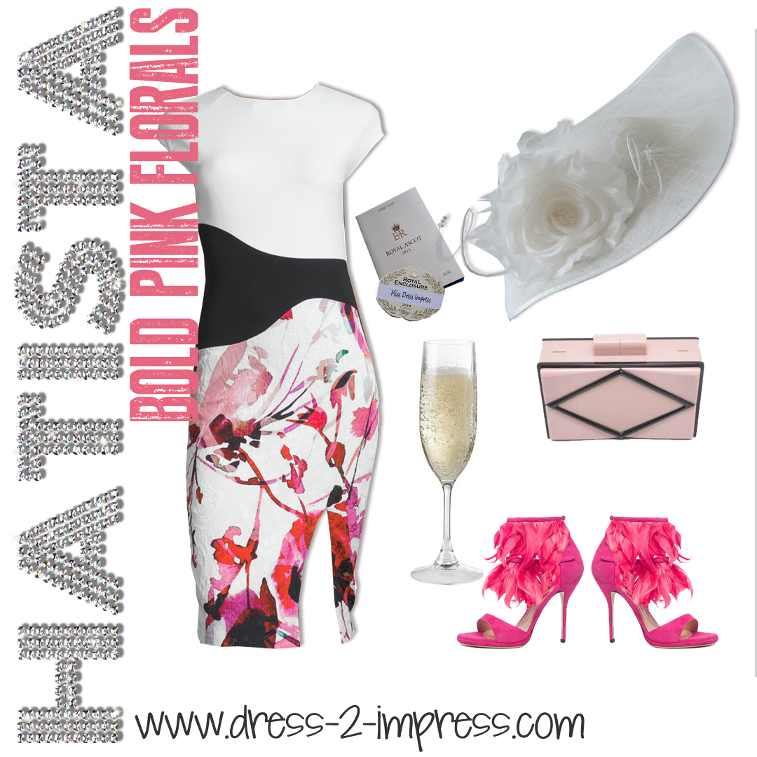 Is Pink Just for Girls and Barbie - How to wear pink. What to wear with pink. Outfit ideas with Pink. Tips on Wearing Pink from THE HATISTA www.dress-2-impress.com #wearpink #fashionista #pink #outfitideas