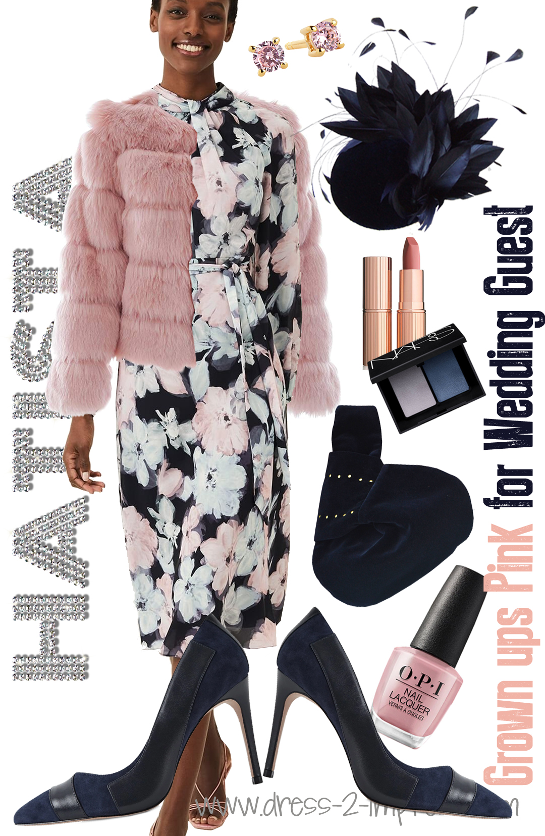 How to Wear Pink in the Winter. Pink Outfits for the Races. Pink and Navy Mother of the Bride outfits 2020. Winter Mother of the Bride outfits 2020. What to wear for a Winter Wedding. What to the races in Winter. How to wear pink in Winter 2020. How to wear Pink. Outfits for Cheltenham Races 2021. What to wear with Pink. #winterweddings #motherofthebride